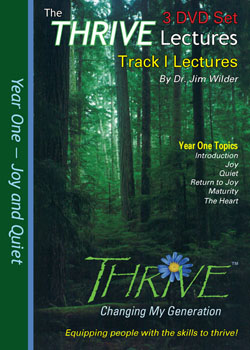 Joy and Quiet: Track I Lecture Series DVDs