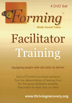 Forming Facilitator Training DVD Set