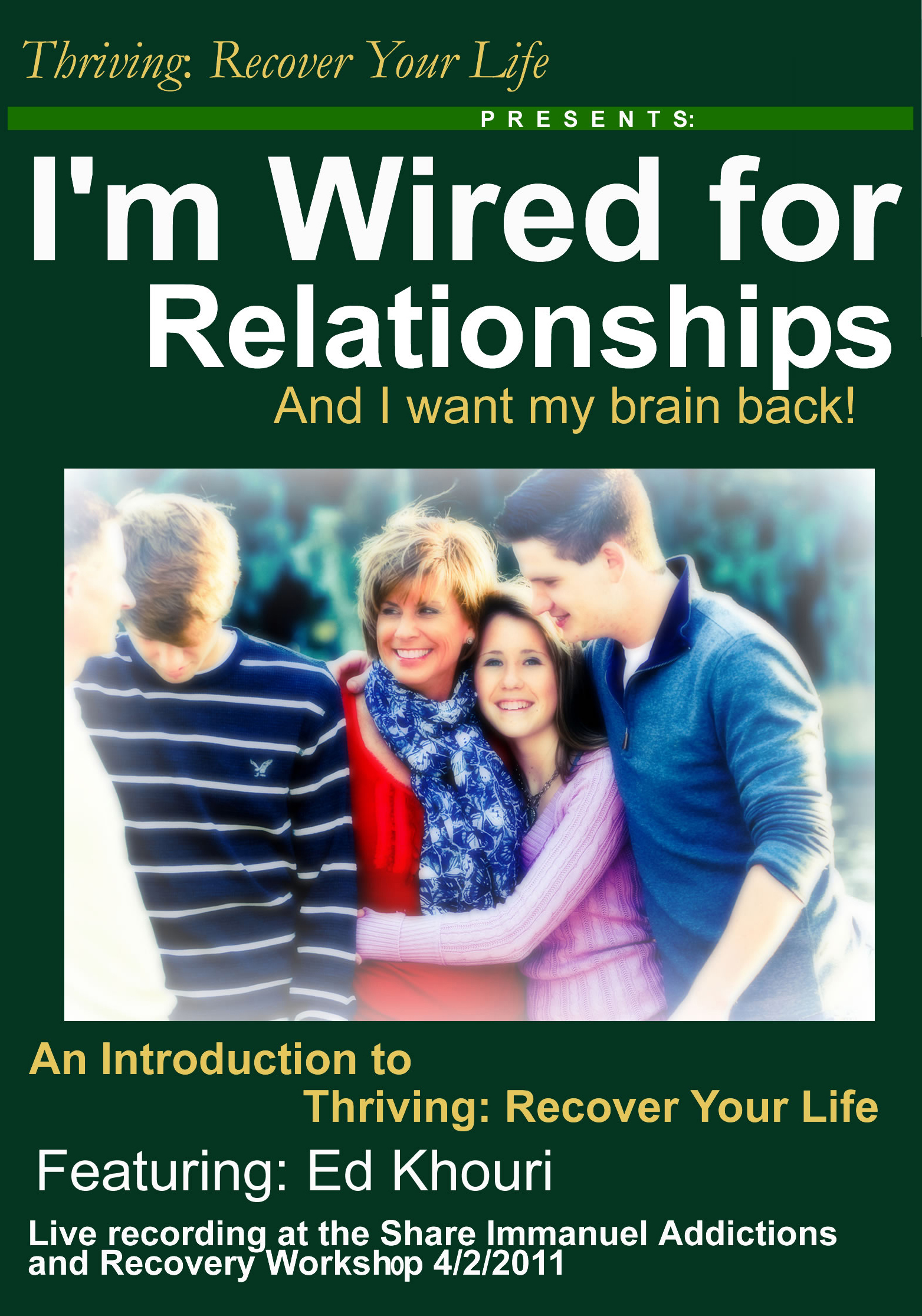 Wired for Relationships